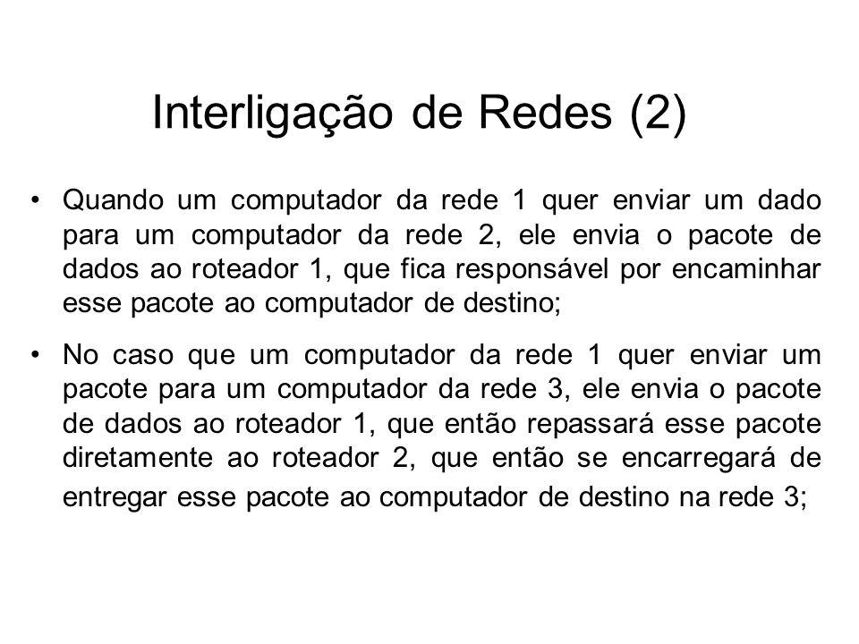 Interligação de Redes (2)