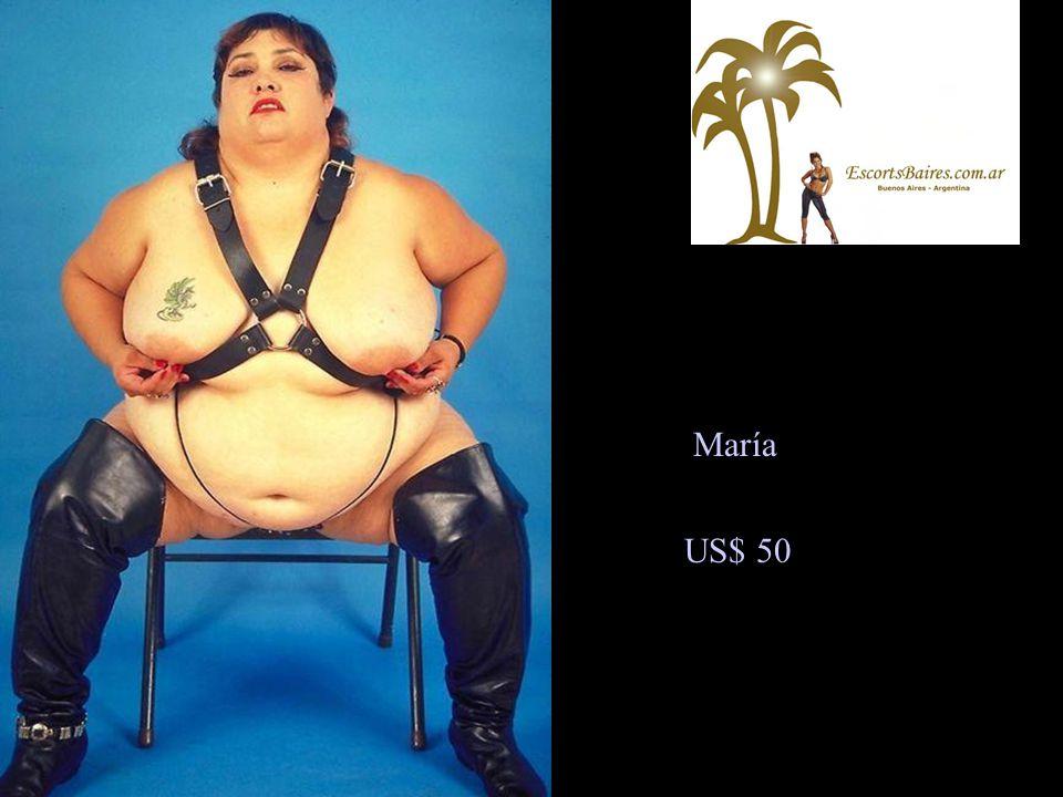 María US$ 50