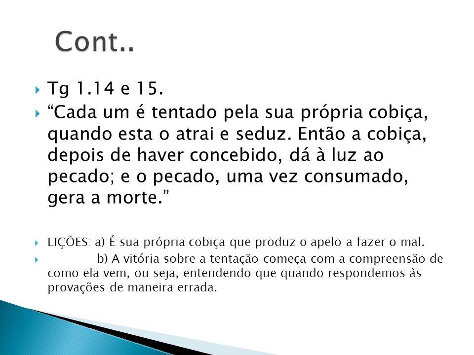 Cont.. Tg 1.14 e 15.