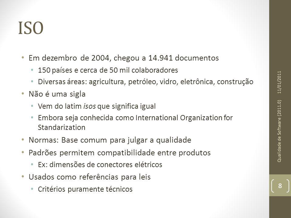 ISO Em dezembro de 2004, chegou a 14.941 documentos Não é uma sigla