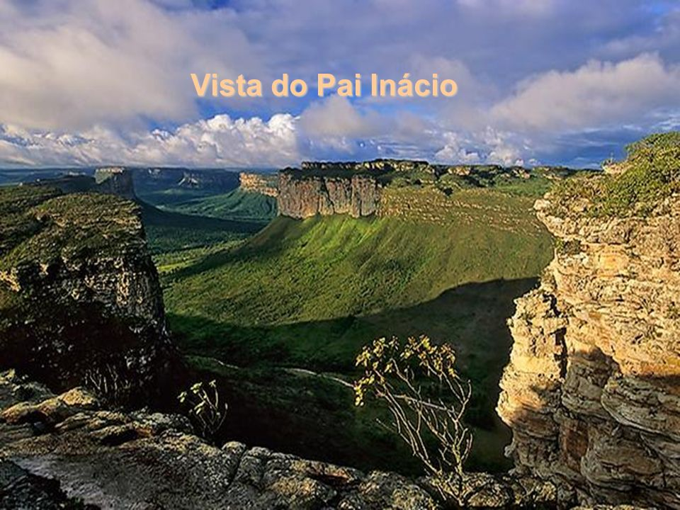 Vista do Pai Inácio