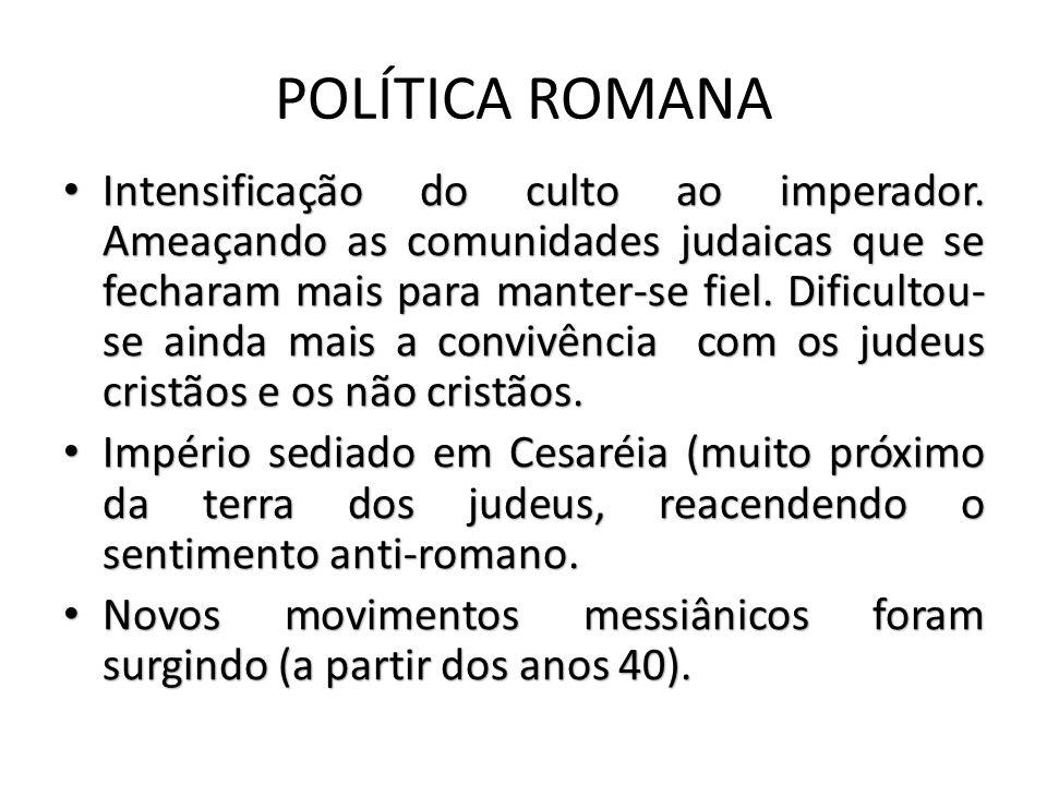 POLÍTICA ROMANA