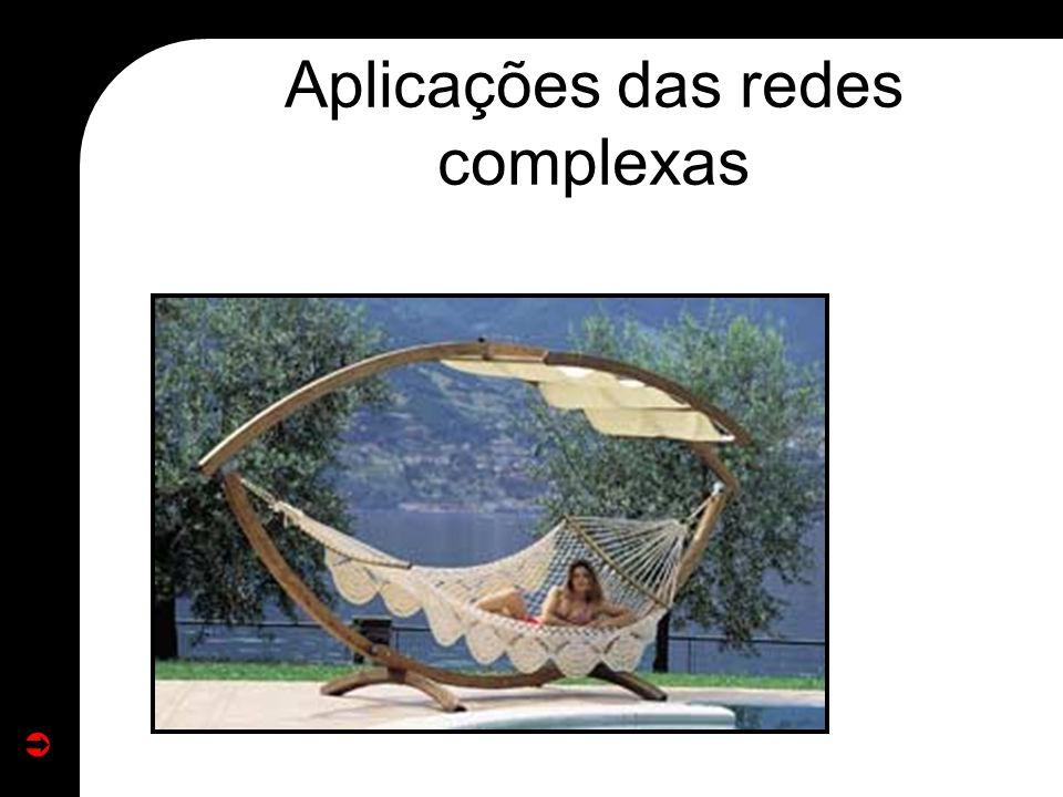 Aplicações das redes complexas