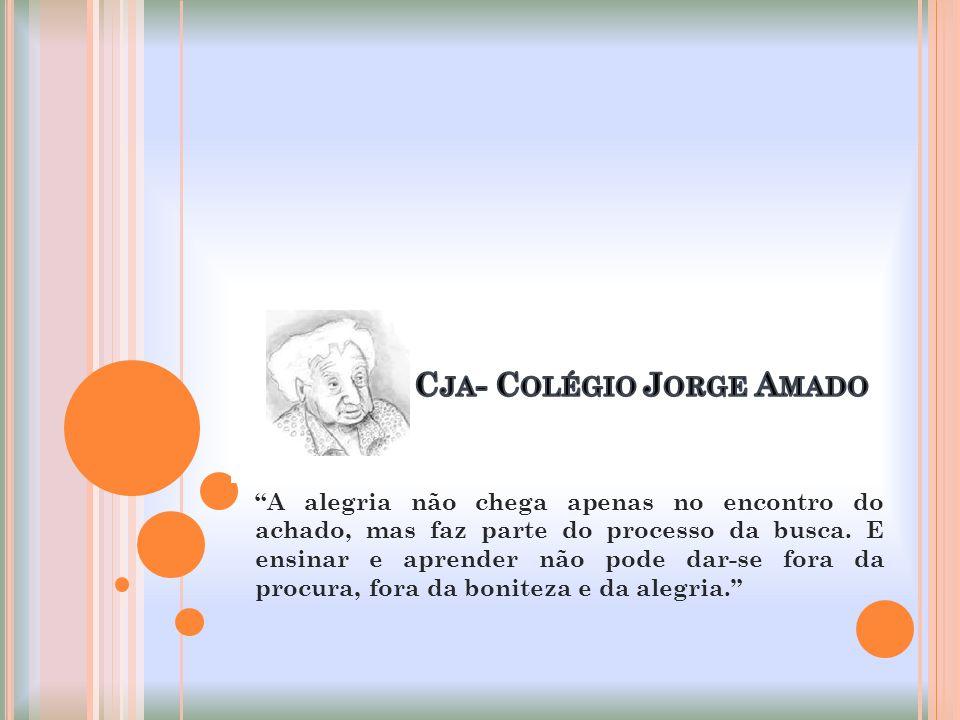 Cja- Colégio Jorge Amado