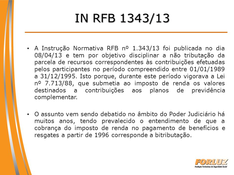IN RFB 1343/13