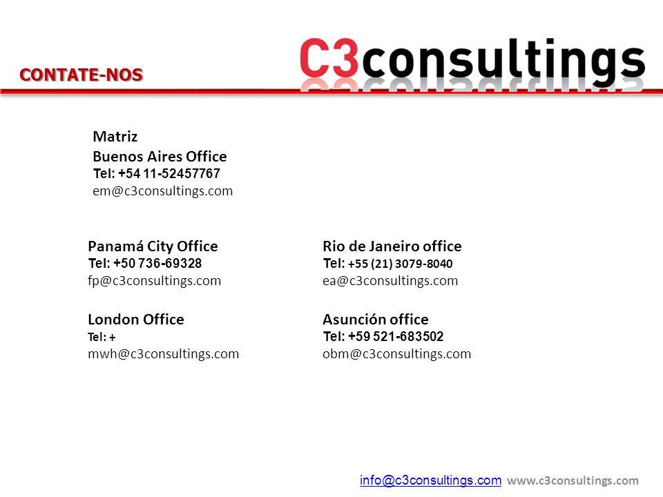 info@c3consultings.com www.c3consultings.com