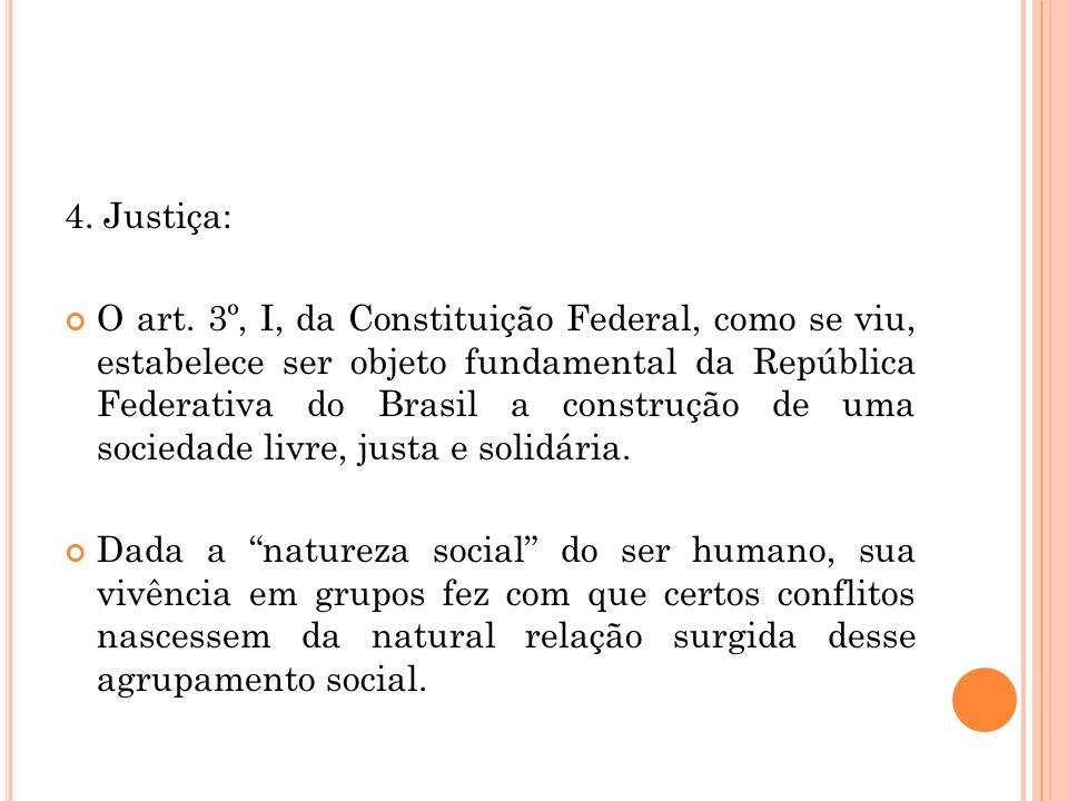 4. Justiça: