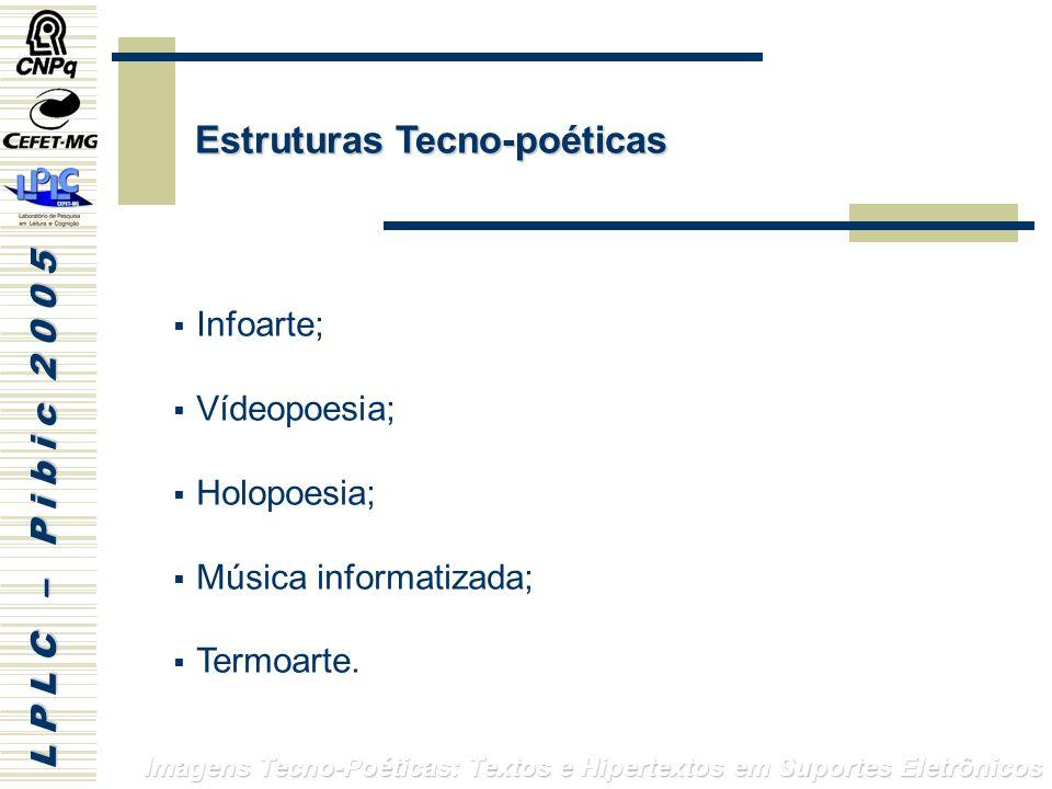 Estruturas Tecno-poéticas