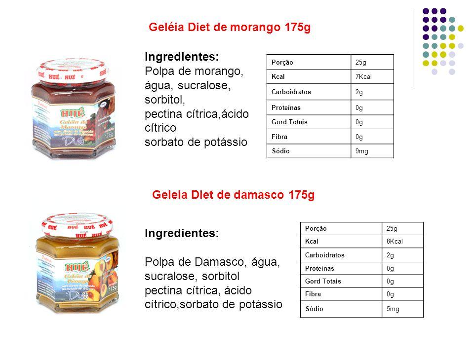 Geléia Diet de morango 175g