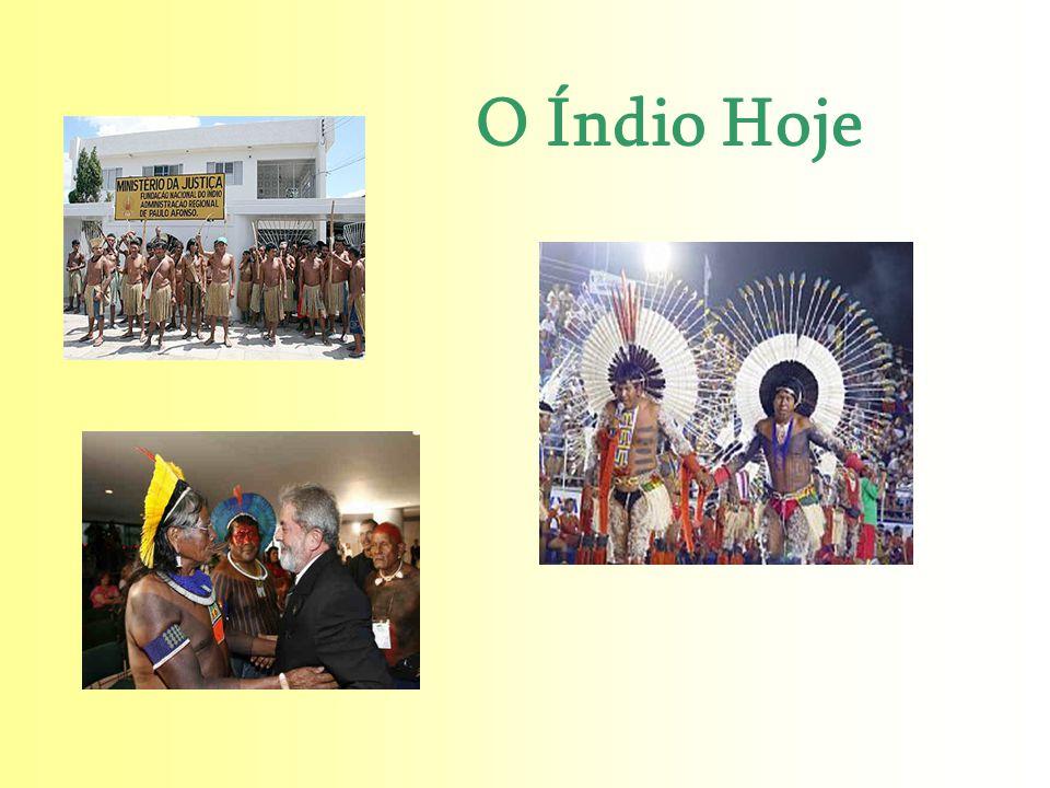 O Índio Hoje Camila