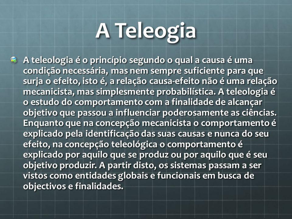 A Teleogia