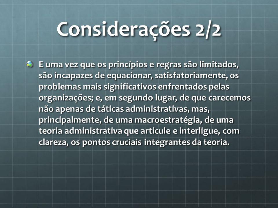 Considerações 2/2