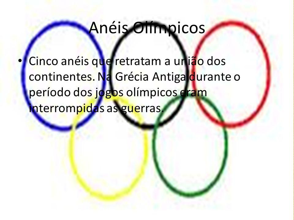 Anéis Olímpicos
