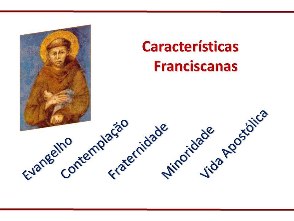 Características Franciscanas