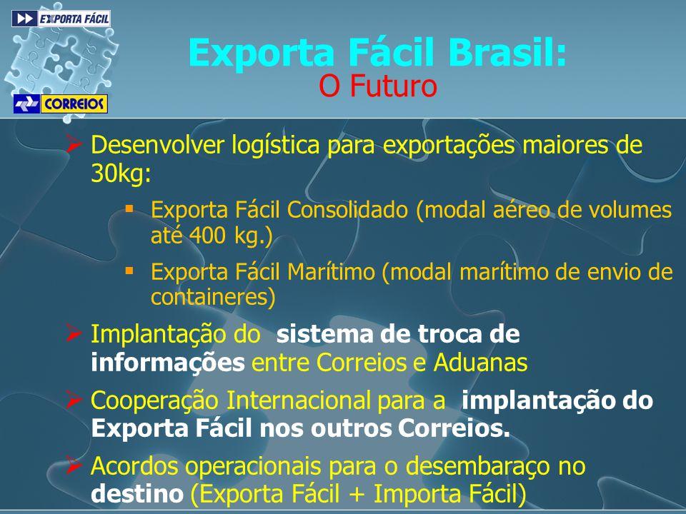 Exporta Fácil Brasil: O Futuro