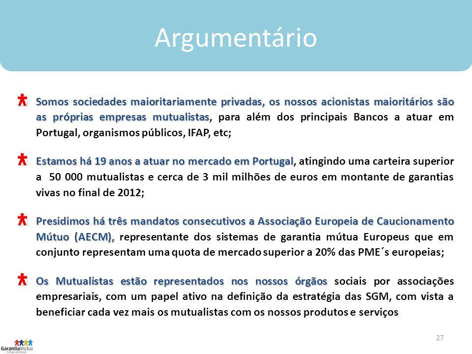 Argumentário