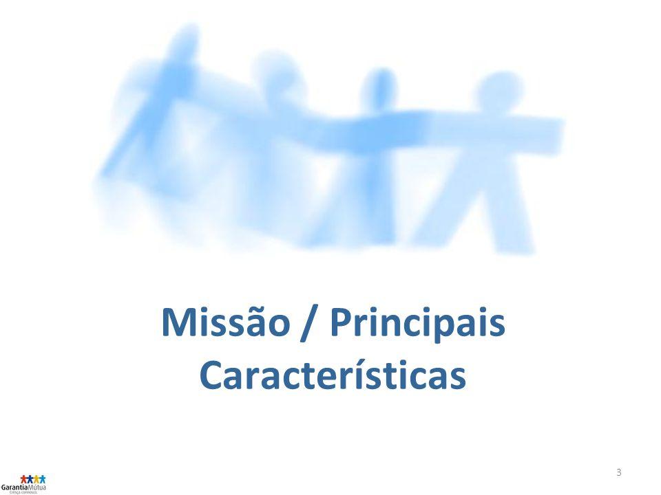 Missão / Principais Características