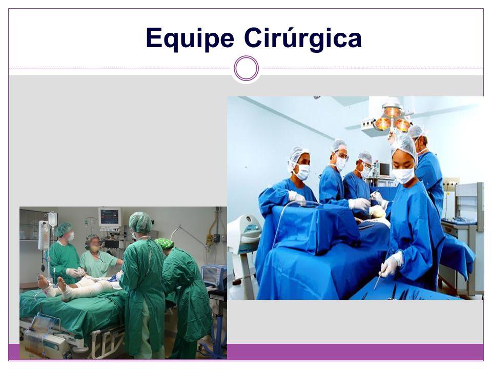 Equipe Cirúrgica