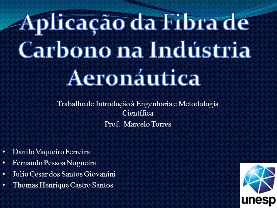 Aplicação da Fibra de Carbono na Indústria Aeronáutica