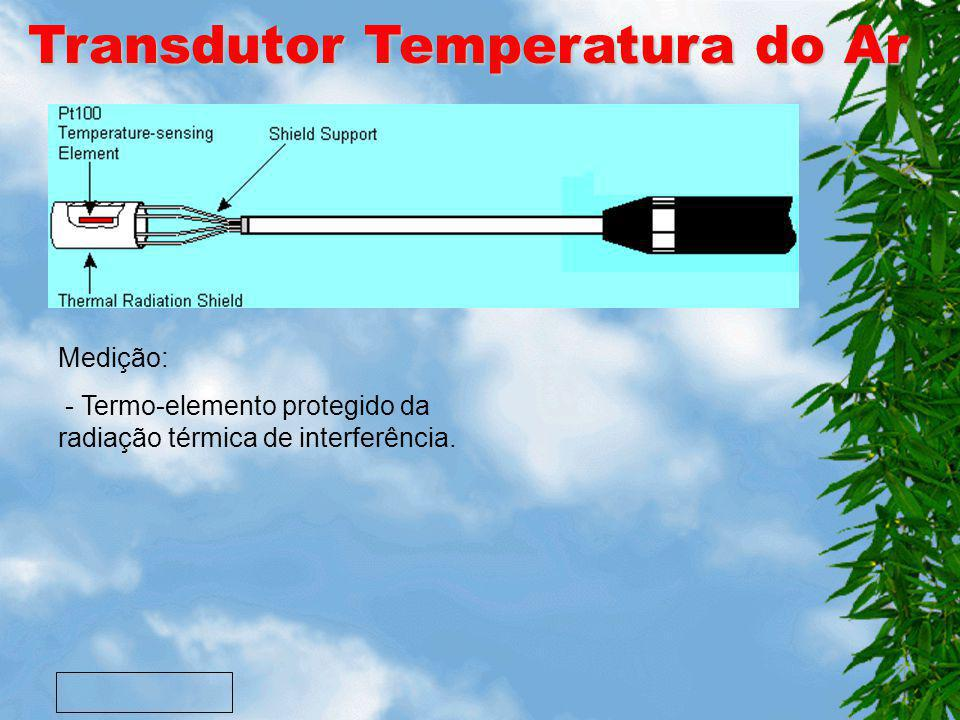 Transdutor Temperatura do Ar