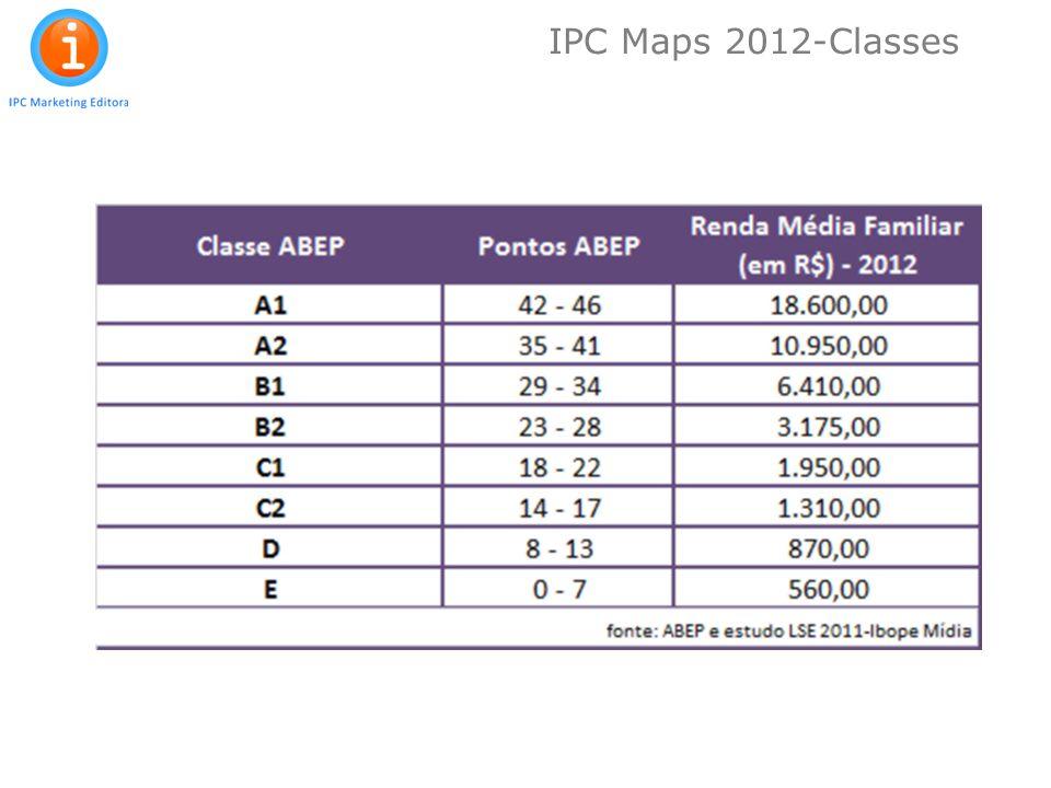 IPC Maps 2012-Classes