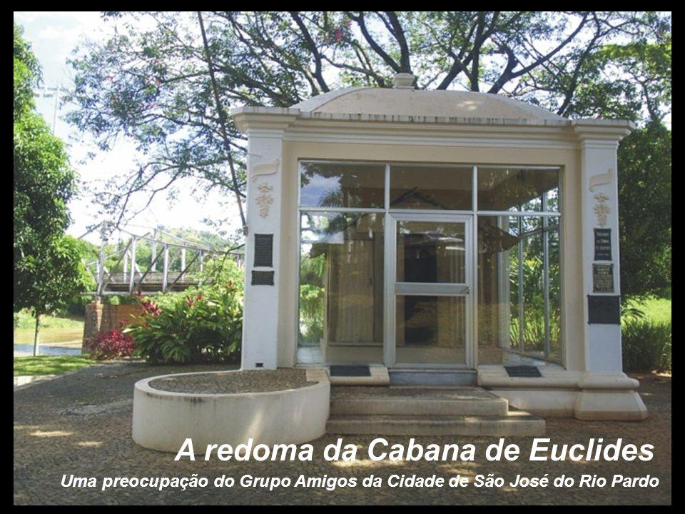 A redoma da Cabana de Euclides