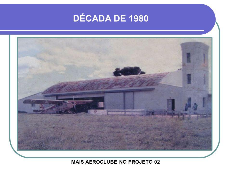 MAIS AEROCLUBE NO PROJETO 02
