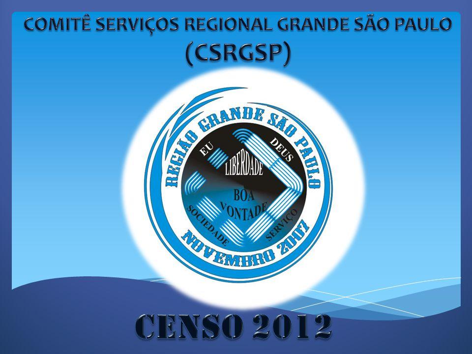 COMITÊ SERVIÇOS REGIONAL GRANDE SÃO PAULO