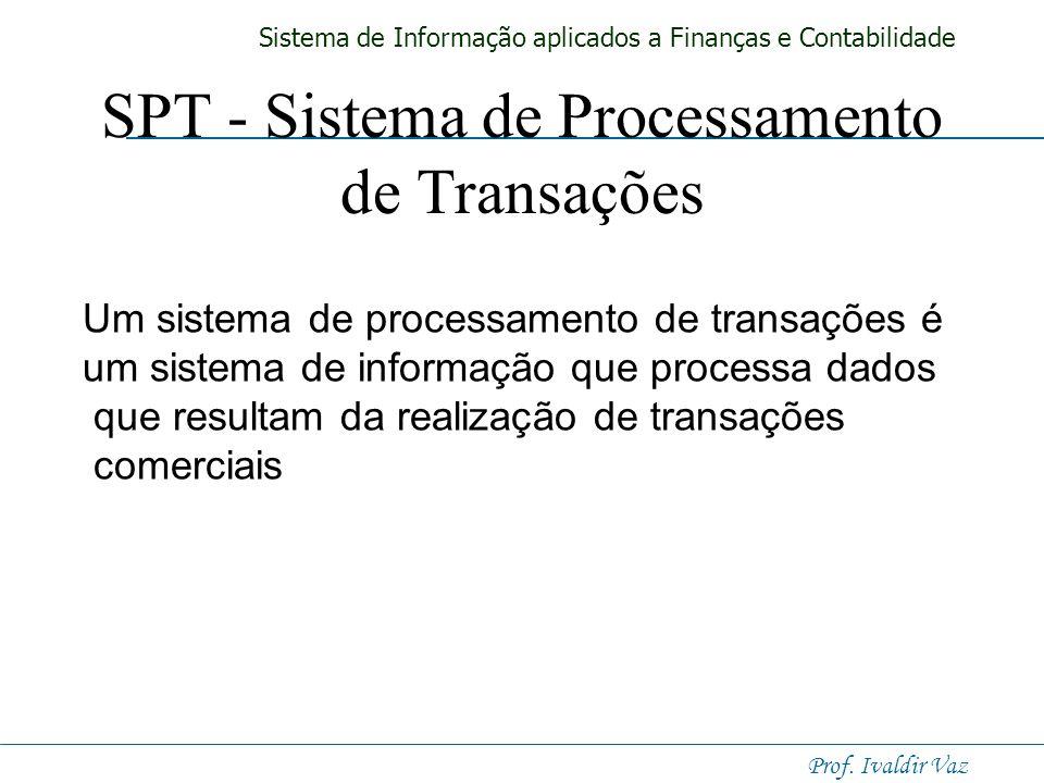 SPT - Sistema de Processamento de Transações