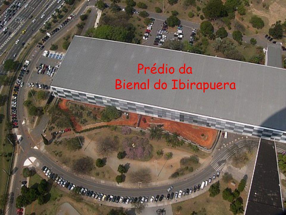 Prédio da Bienal do Ibirapuera