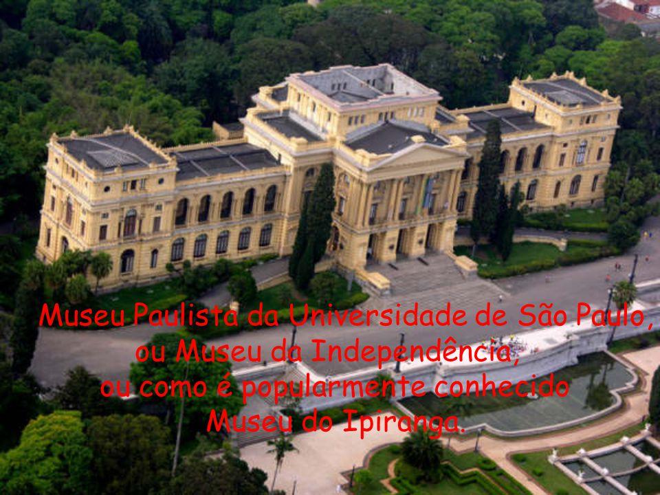 Museu Paulista da Universidade de São Paulo,