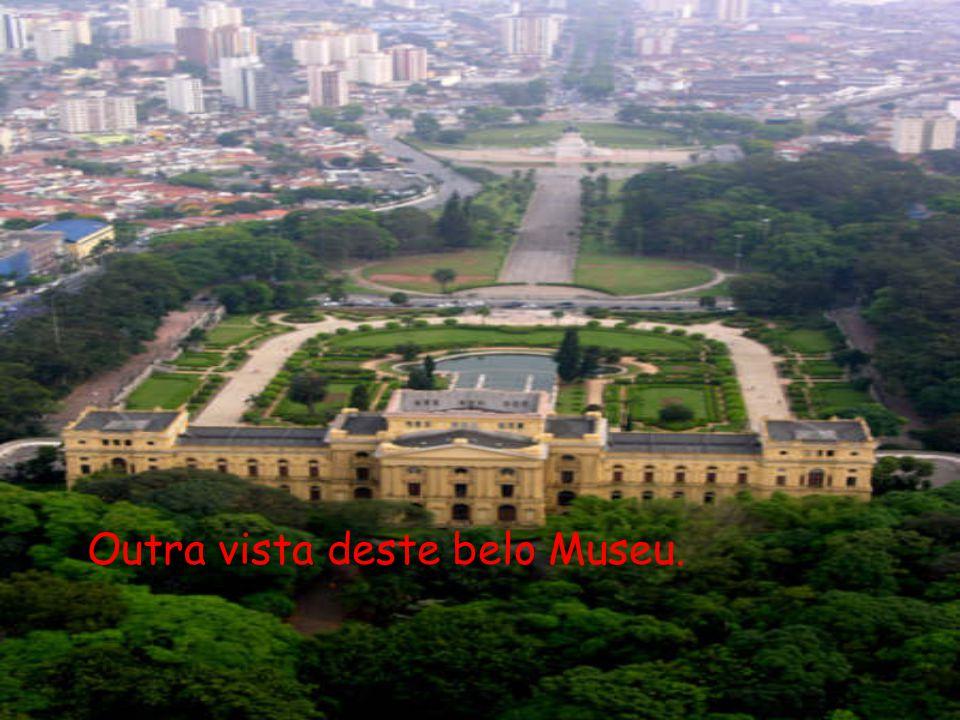 Outra vista deste belo Museu.