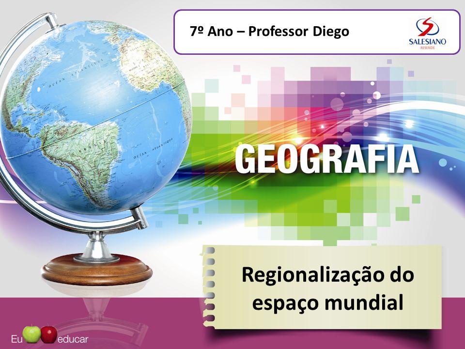 7º Ano – Professor Diego