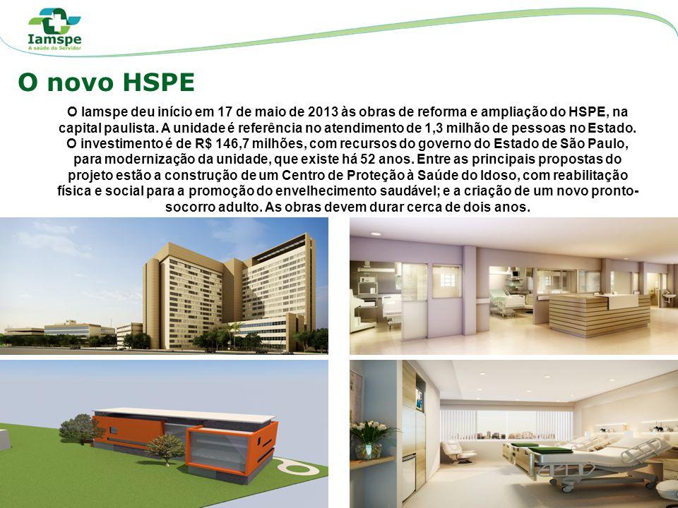 O novo HSPE