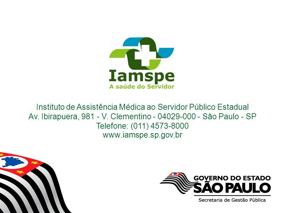 Instituto de Assistência Médica ao Servidor Público Estadual Av