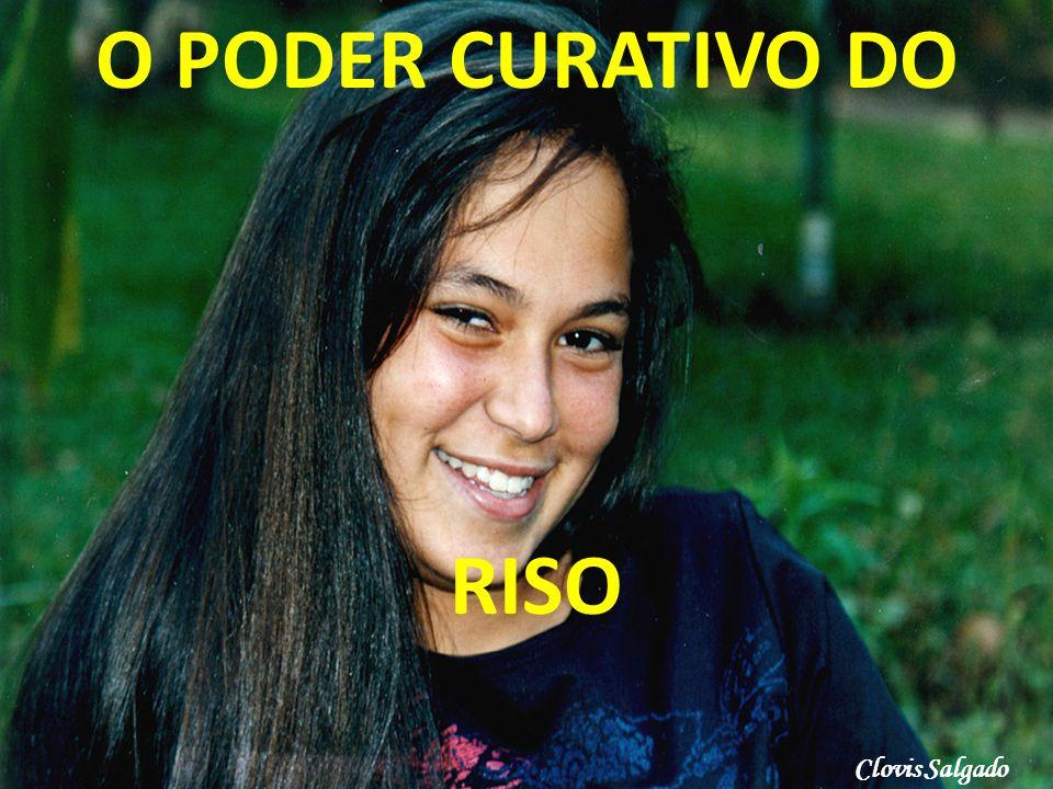 O PODER CURATIVO DO RISO