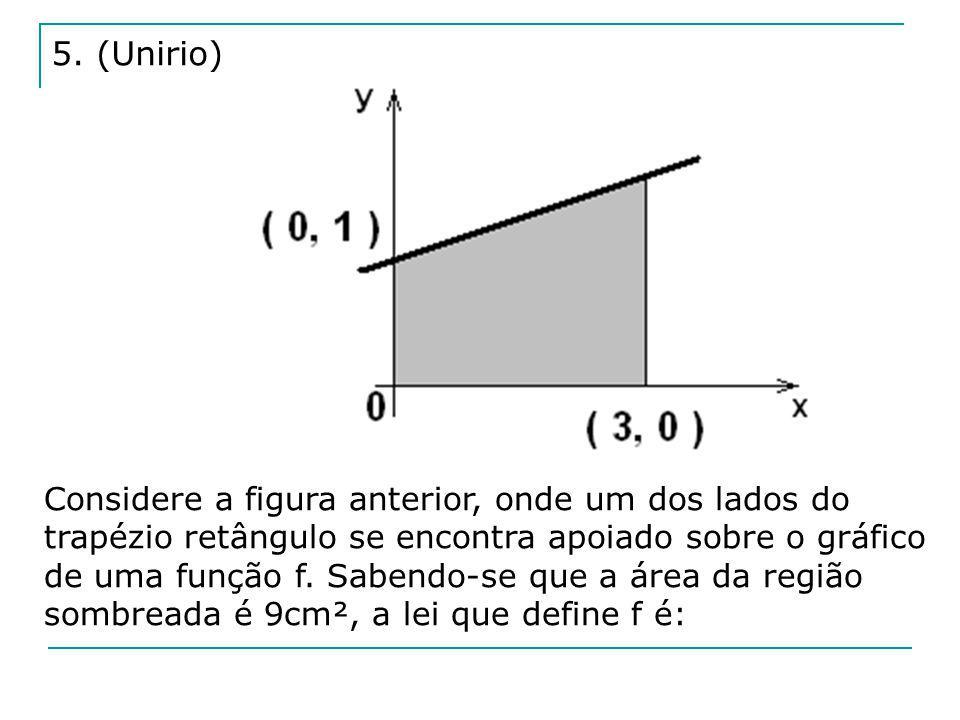5. (Unirio)