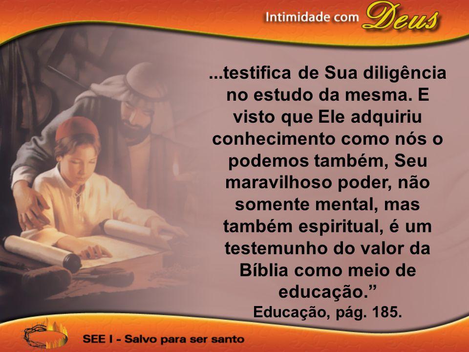 testifica de Sua diligência no estudo da mesma