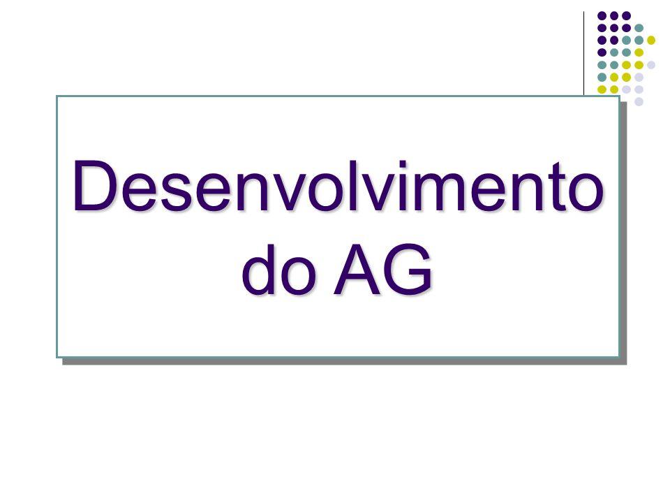 Desenvolvimento do AG