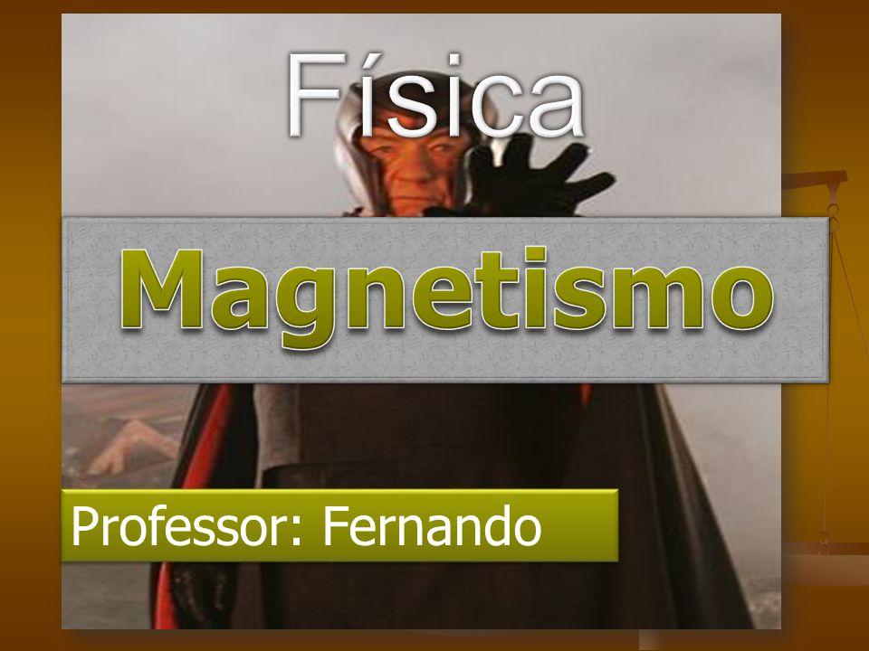 Física Magnetismo Professor: Fernando