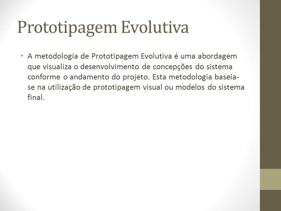 Prototipagem Evolutiva