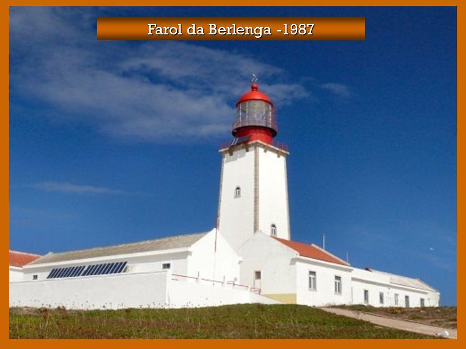 Farol da Berlenga -1987