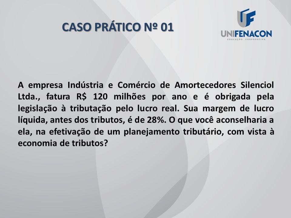 CASO PRÁTICO Nº 01