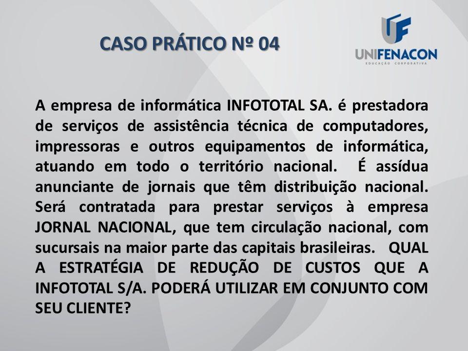 CASO PRÁTICO Nº 04