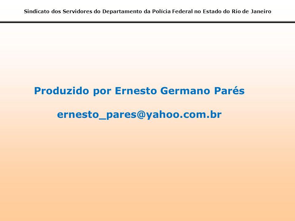 Produzido por Ernesto Germano Parés