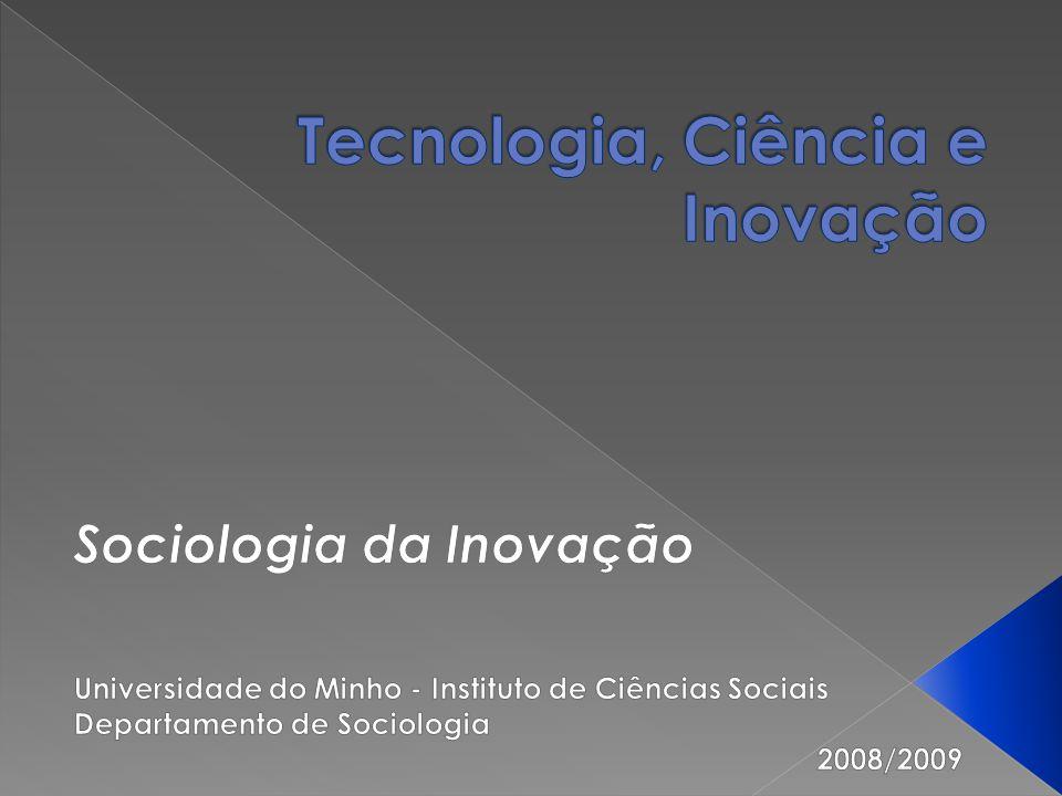 Tecnologia, Ciência e Inovação