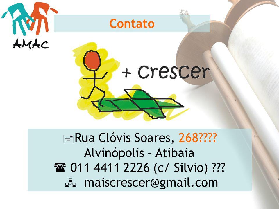  maiscrescer@gmail.com