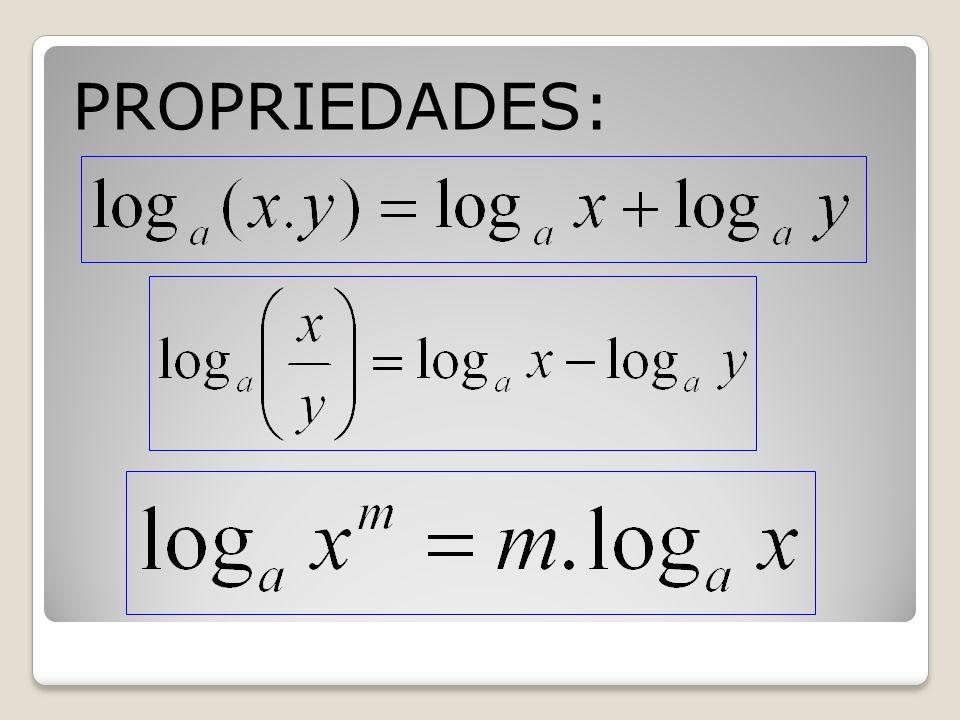 PROPRIEDADES: