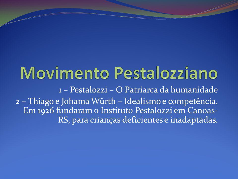 Movimento Pestalozziano