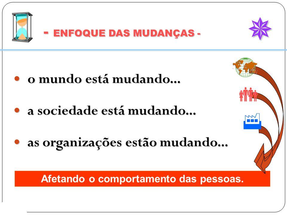 - ENFOQUE DAS MUDANÇAS -